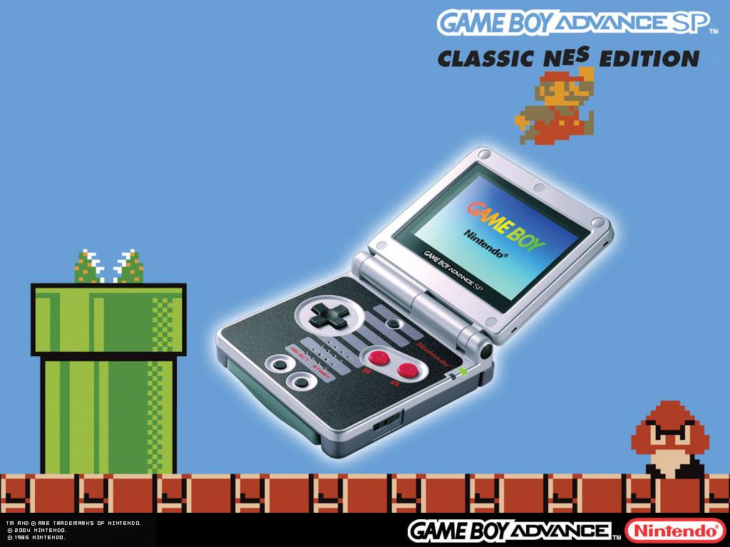 Gameboy Images Advance SP