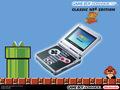 Gameboy Advance SP - Classic NES Mario