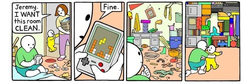 Gameboy Comic