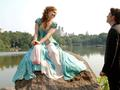 Giselle &amp; Robert - enchanted wallpaper