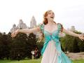 Giselle - enchanted wallpaper