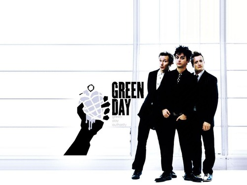 Green Day wallpaper with a business suit and a well dressed person called Green Day