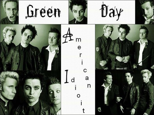 Green Day wallpaper called Green Day