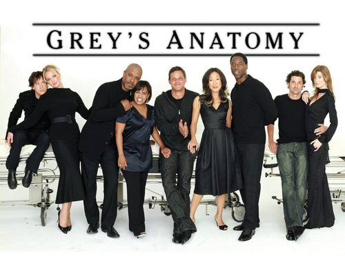 Grey's Anatomy wallpaper containing a business suit and a well dressed person called Grey's Anatomy