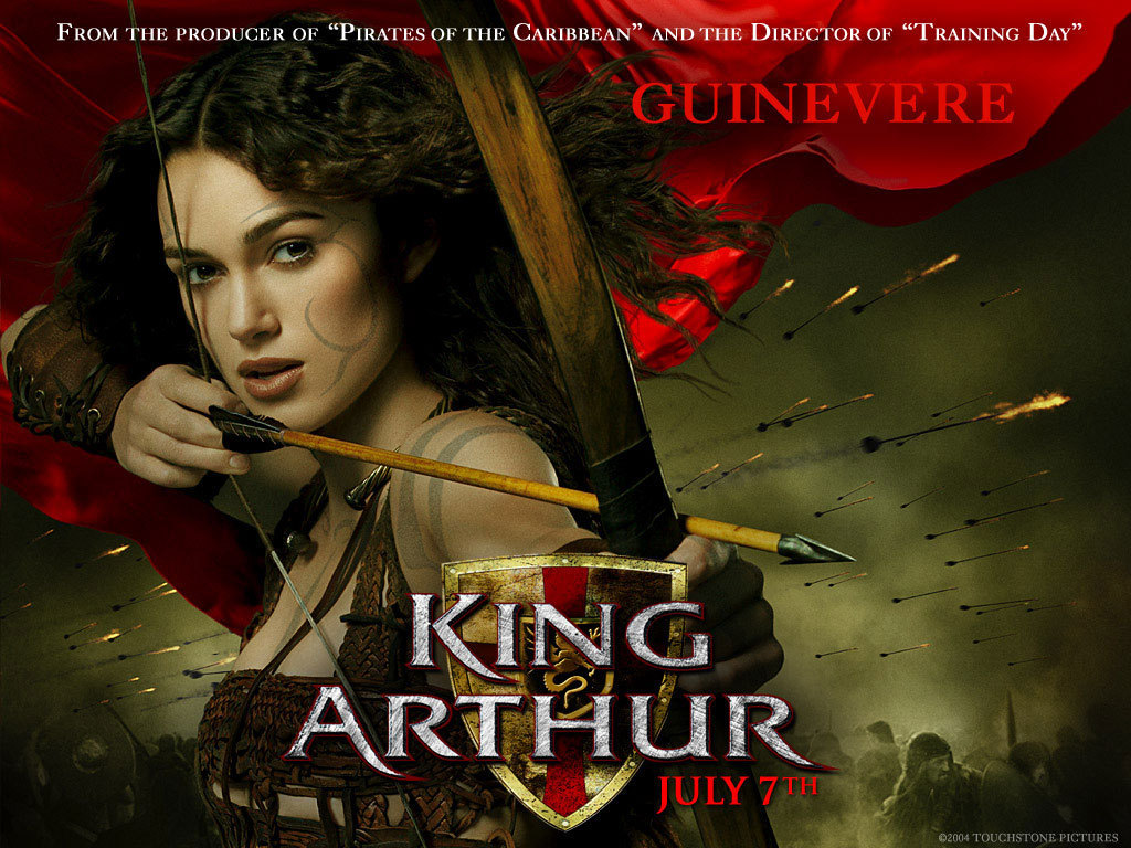Guinevere - King Arthur Wallpaper (1969861) - Fanpop