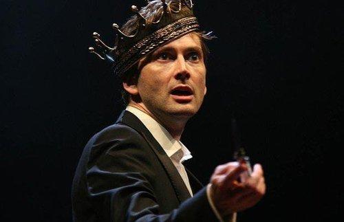 Hamlet On Stage