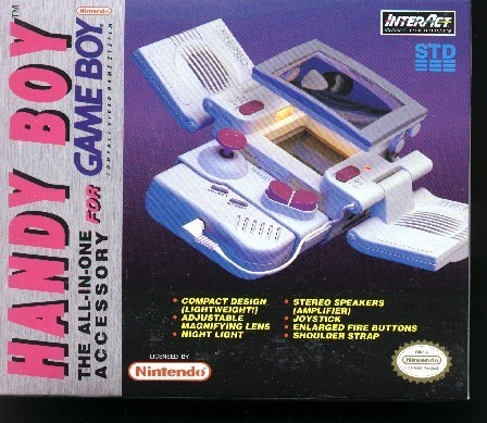 My parents got me one of these and I was set for any road trip.  I just never used the D-pad add-on.