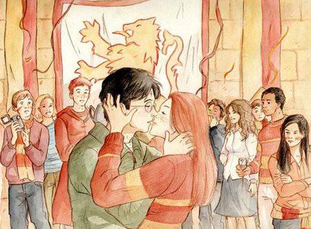 Harry-Ginny