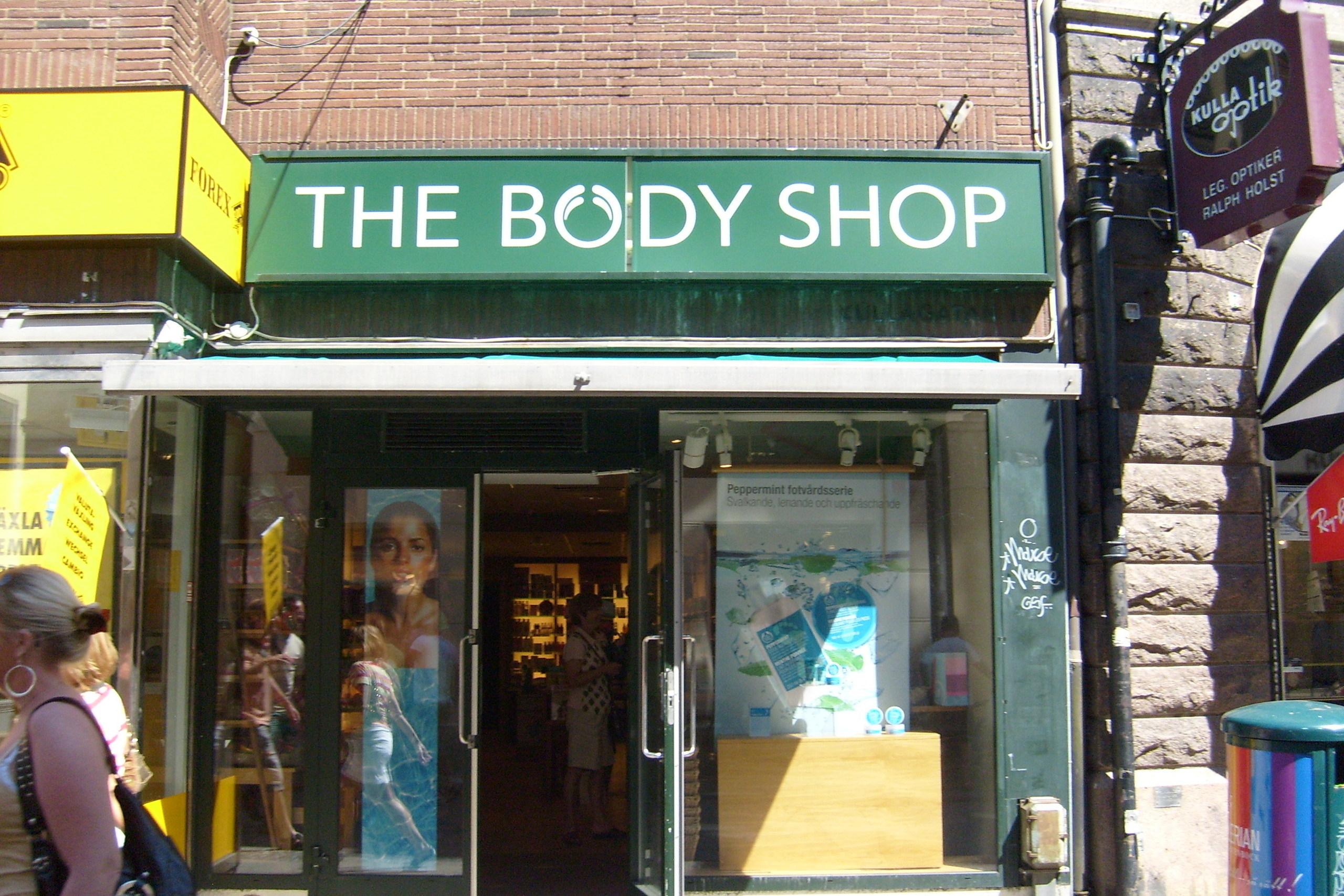 body shop helsingborg