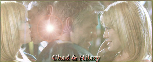 Hilary and chad