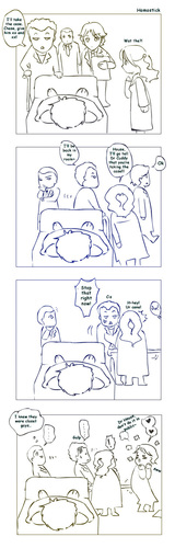 House M.D. comic