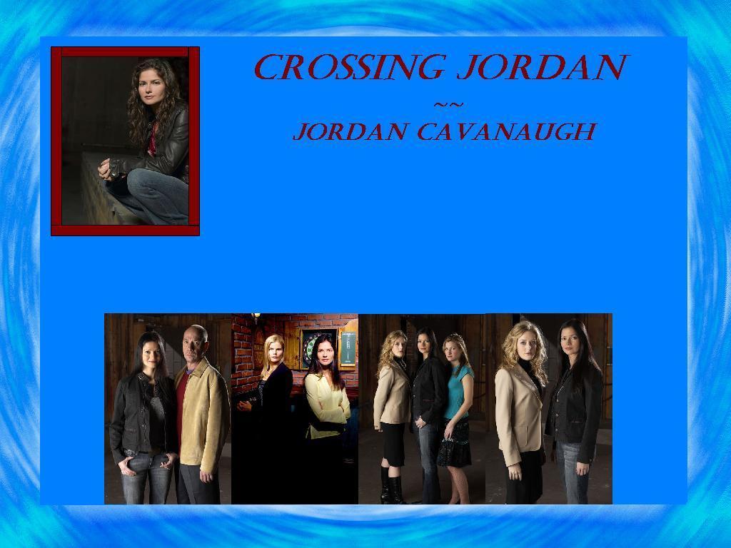 Its Just Jordan - crossing-jordan fan art