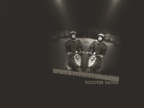 JD & Scooter Sacha