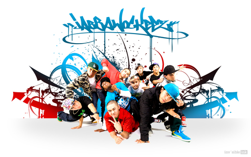 Jabbawockeez wallpaper possibly with anime called JabbaWockeeZ