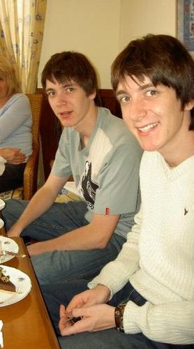 James & Oliver Phelps !!