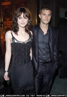 Jamie & Keira Knightley