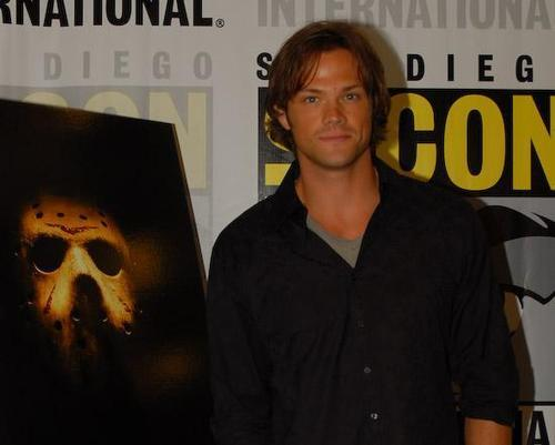 Jared at the Comic-Con