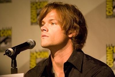 Jared at the SPN Comic-Con 2008