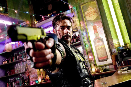 Jeffrey Dean morgan in Watchmen – les Gardiens