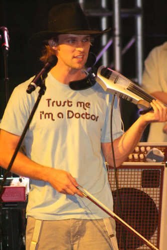 Jesse Spencer (Band from TV)