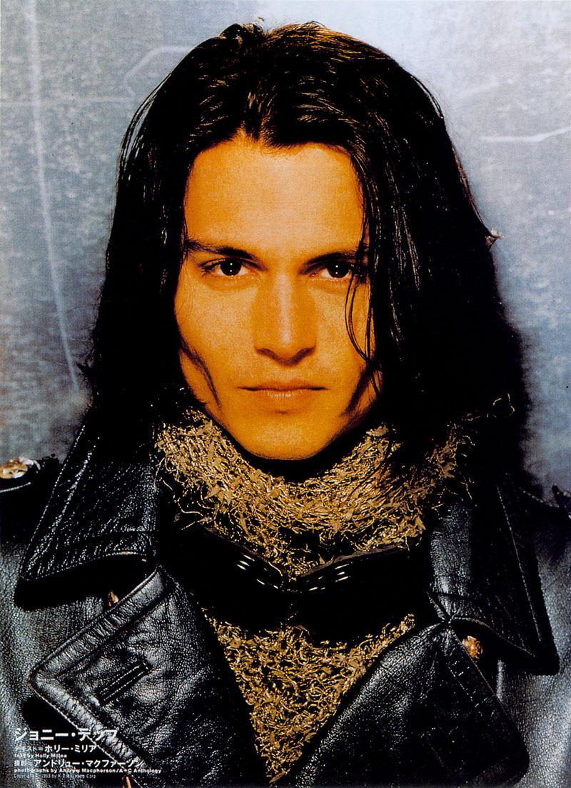Johnny Depp - Magazine cover