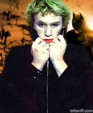 Joker...Why so Serious :-D