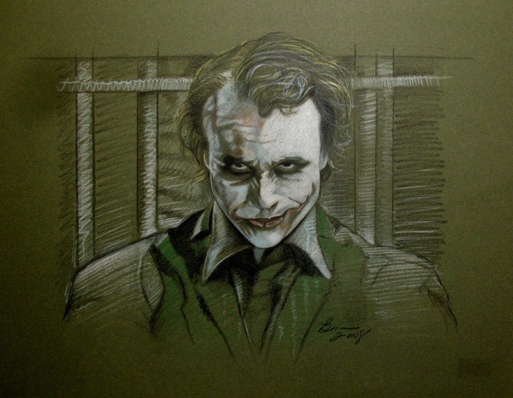The Dark Knight Images JokerWhy So Serious D HD Wallpaper And Background Photos
