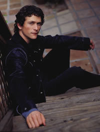 Jonathan Tucker wallpaper probably with a hip boot titled Jonathan