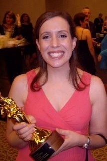 Julia Quinn at RITA awards 2007