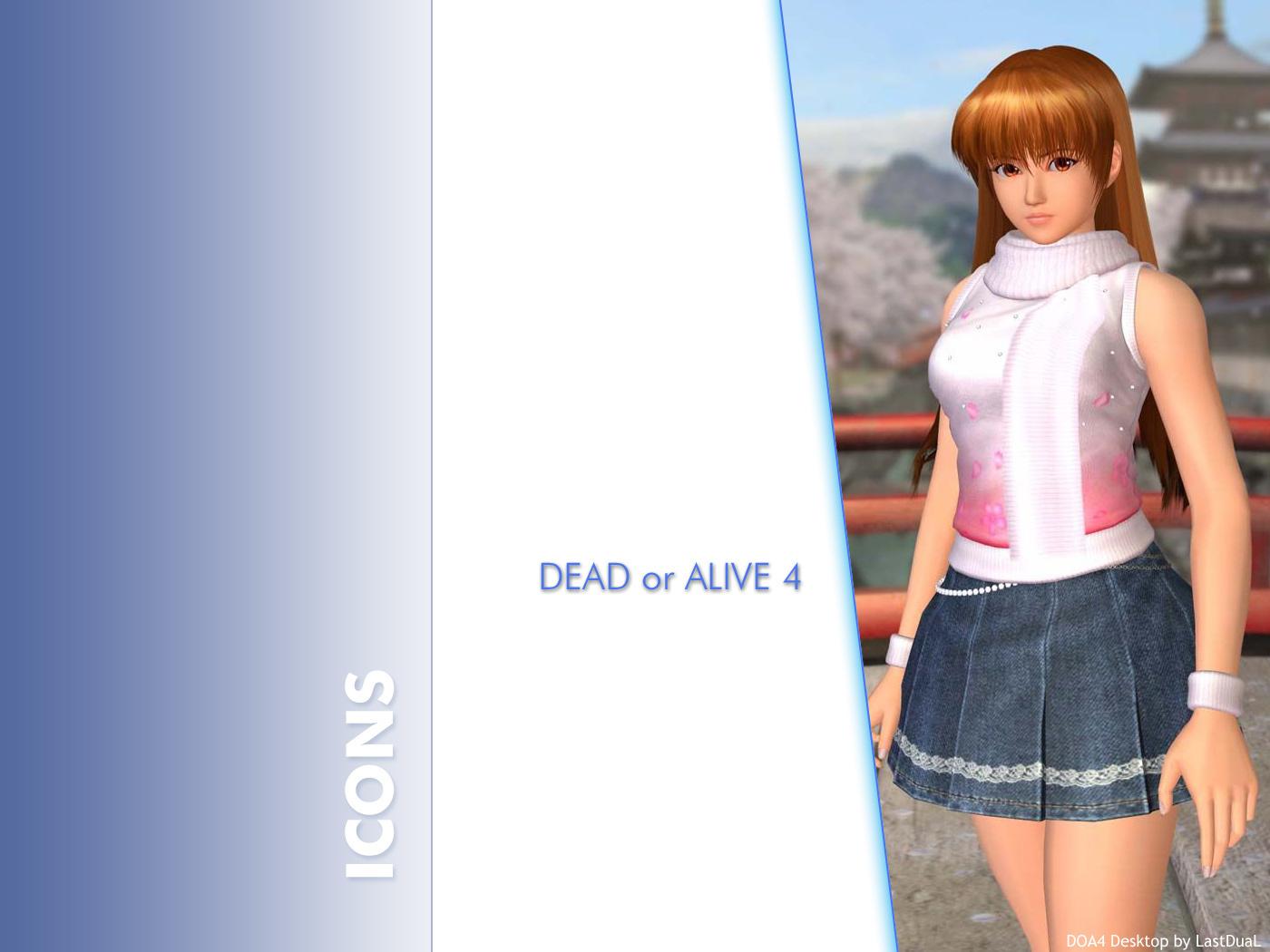 Dead or alive kasumi