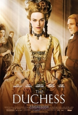 Keira in The Duchess