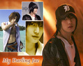Kim JaeJoong (Hero)  - dbsk wallpaper