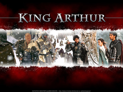 King Arthur - king-arthur Wallpaper