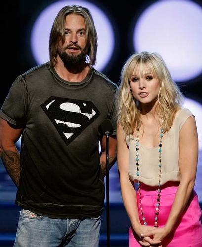 Kristen at the Teen Choice Awards