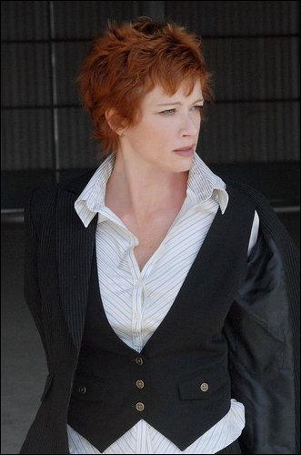 Lauren as Jenny in NCIS