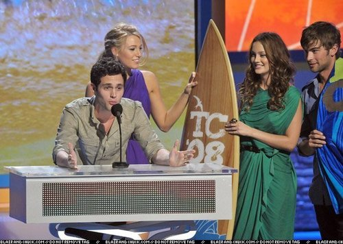 Leighton at TCA 2008