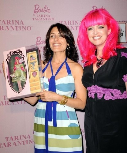 """Lisa..Plastic Party"""" For The Launch Of Tarina Tarantino's barbie - July 17"""