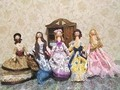 Little Women in miniature - louisa-may-alcott photo