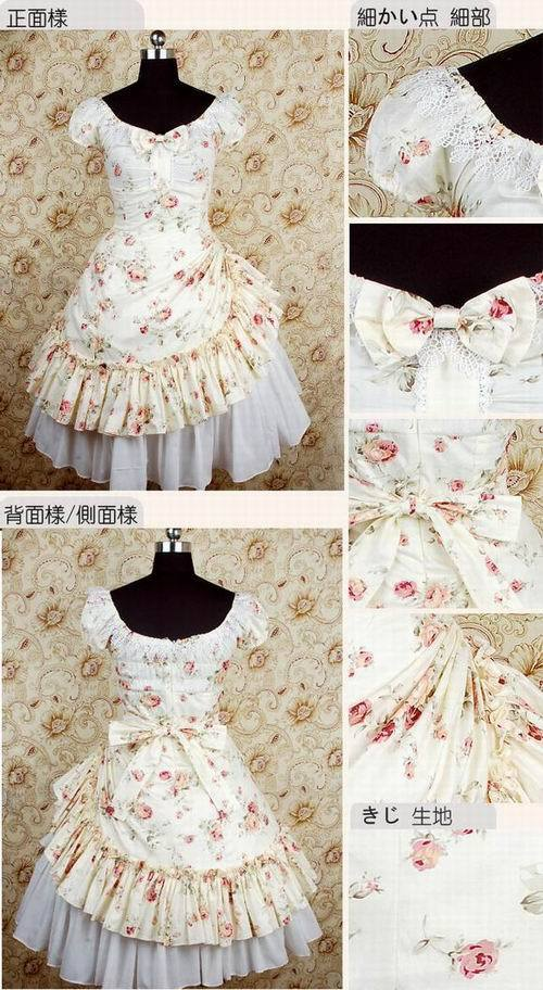 Lolita Fashion Dresses