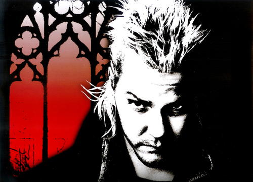 The Lost Boys Movie kertas dinding possibly containing Anime titled Lost Boys Calendar