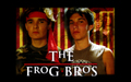 The Frog Brothers - the-lost-boys-movie wallpaper