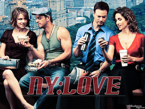 Love - csi-ny Wallpaper