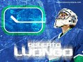 Luongo - vancouver-canucks wallpaper