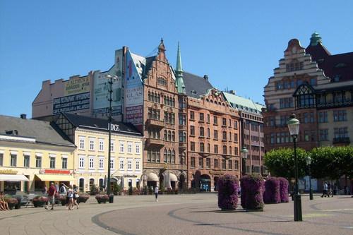 Malmö 27 July 2008