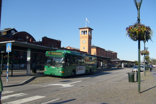 Malmo, Sweden - public-transport Photo