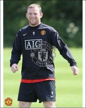 Man Utd in Training