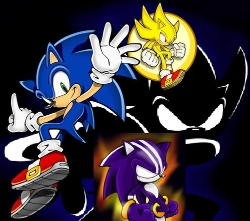 Many Forms of Sonic
