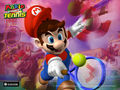 Mario Tennis - super-mario-bros wallpaper