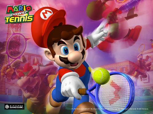 Mario 网球