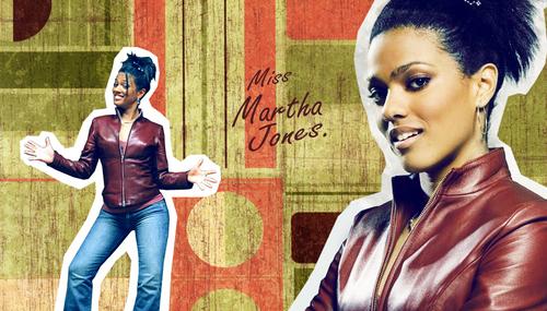Martha Jones Header